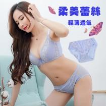內褲【小百合】U 9835 精美蕾絲女內褲 台灣製