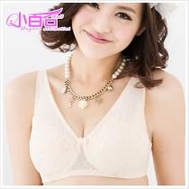 內衣【小百合】88051 B C蕾絲無鋼圈全罩 /內睡衣/調整型/台灣製