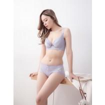 內褲【小百合】蕾絲無痕 涼感 內褲中腰 包臀 舒適 台灣製 U8088